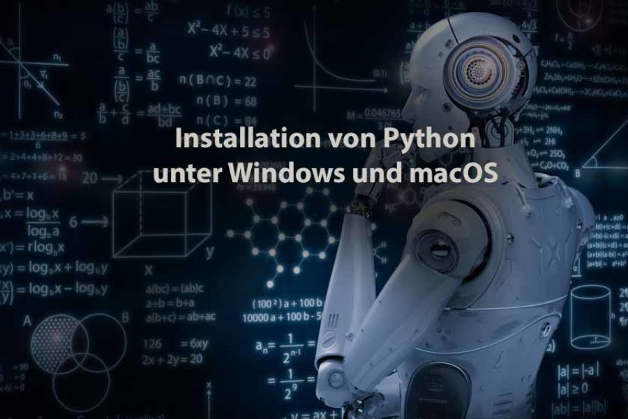 Informatik | Installation von Python unter Windows und macOS