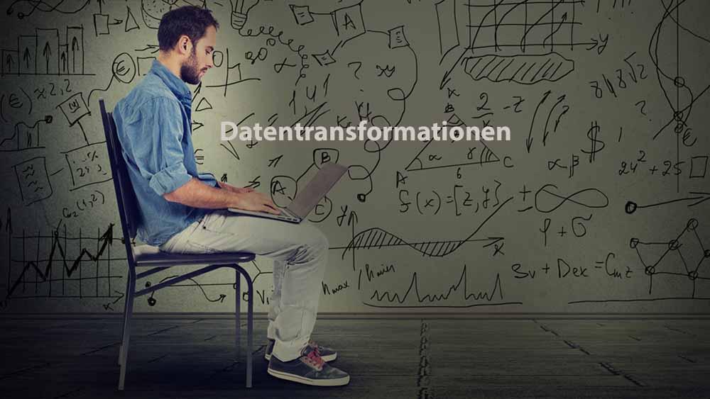 Data Analysis | Datentransformationen