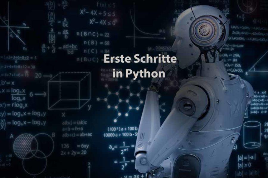Informatik | Erste Schritte in Python