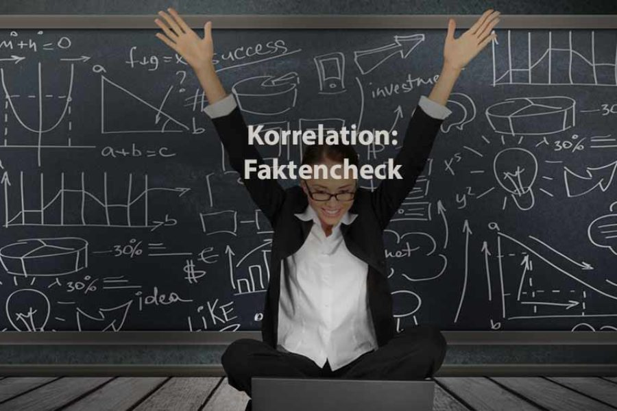 Statistik | Korrelation: Faktencheck