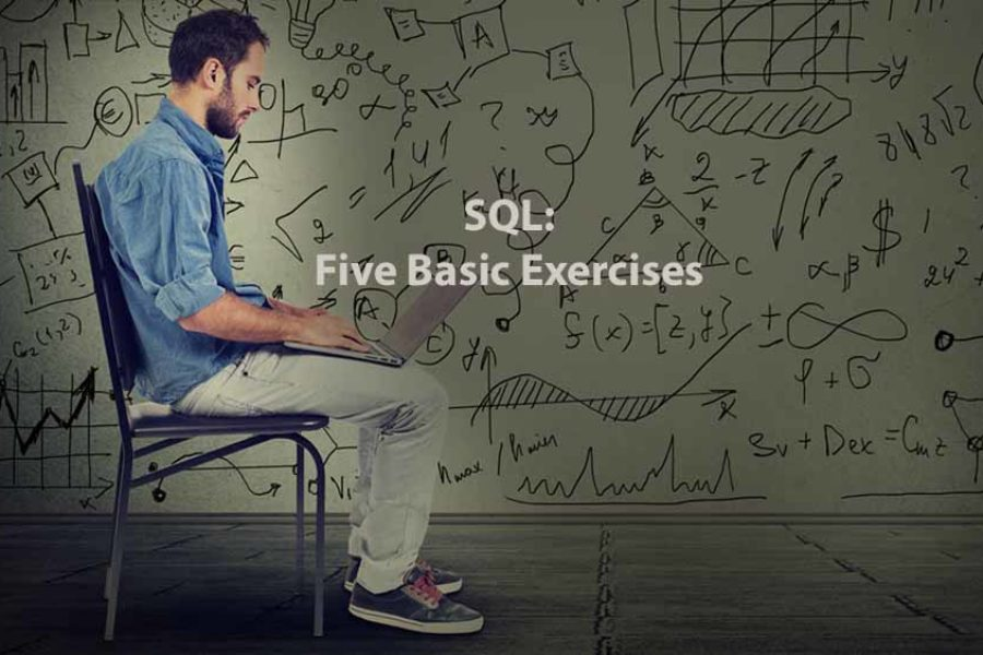 Data Analysis | SQL: Five Basic Exercises
