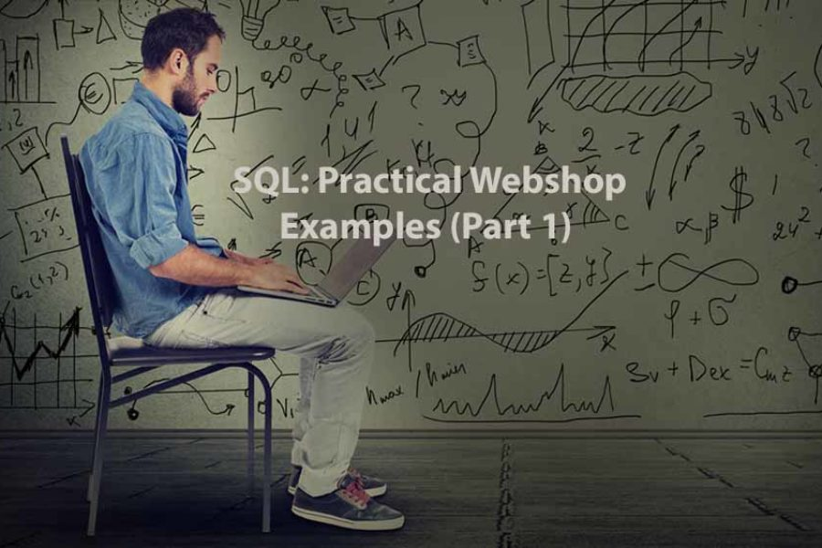 Data Analysis | SQL: Practical Webshop Examples (Part 1)
