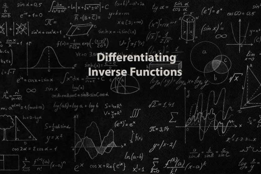 Mathematics 1 | Differentiating Inverse Functions