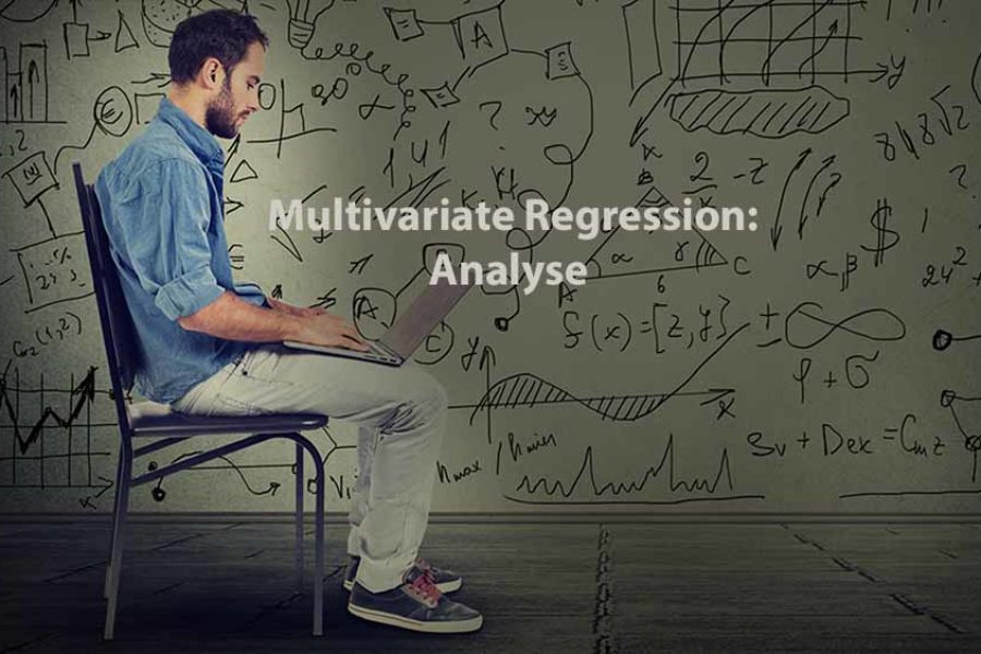 Data Analysis | Multivariate Regression: Analyse