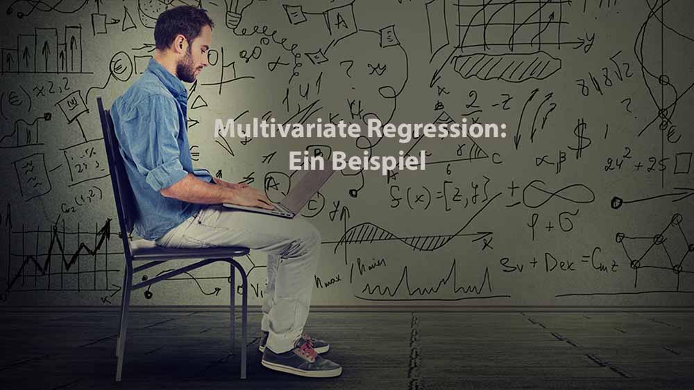 Data Analysis | Multivariate Regression: Ein Beispiel