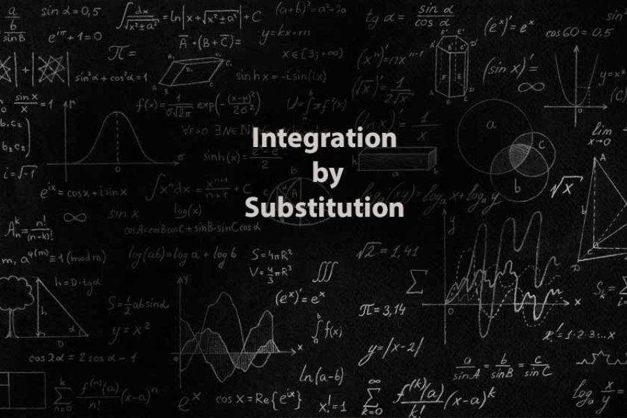 Mathematics 1 | Integration by Substitution