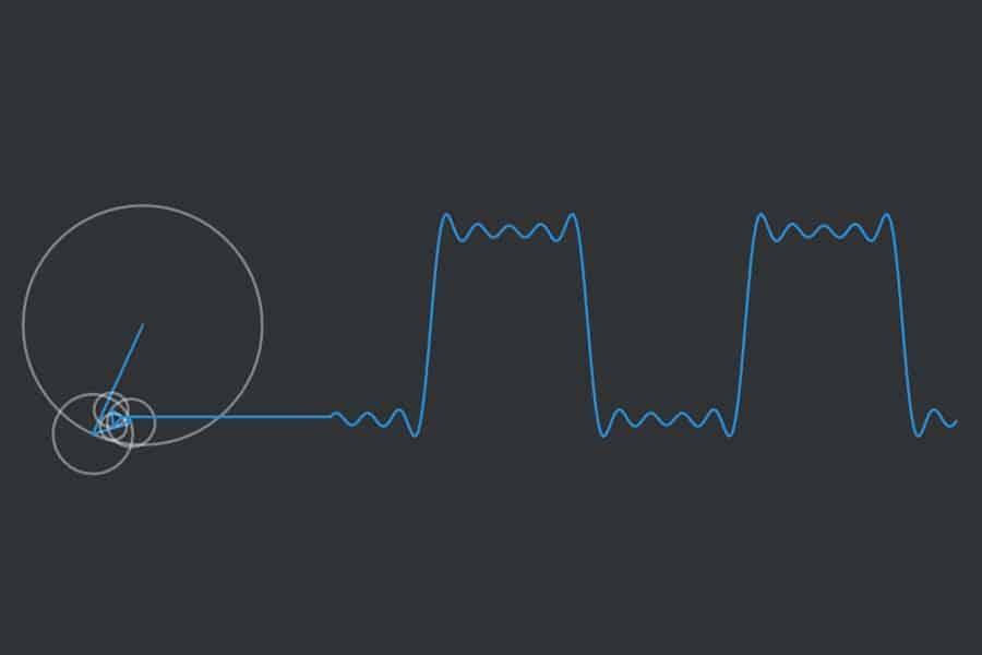 Interaktiv: Kreise malen Rechtecke