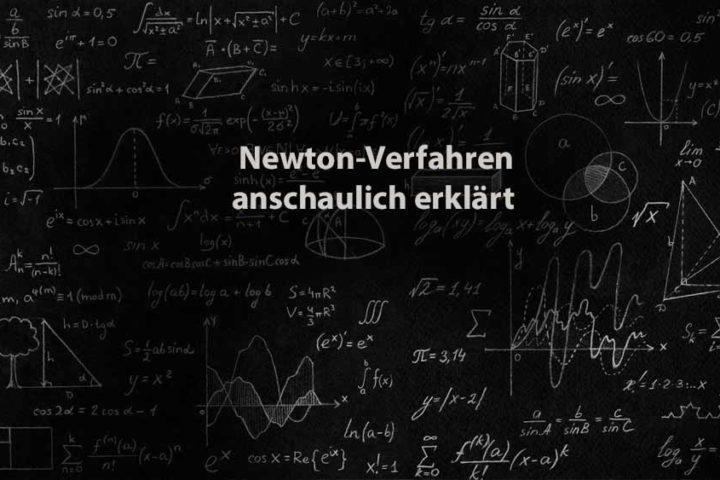 Mathematik 1 | Newton-Verfahren